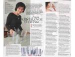 Prezentace v časopise Vlasta 23/2014